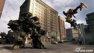 Download Game Transformers: Revenge of the Fallen Mediafire img