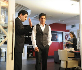 Spotted : Shah Rukh Khan at Chack89 restaurant