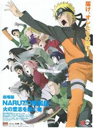 Download Naruto Shippuden The Movie 3 : Inheritors of The Will of Fire