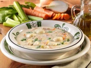 olive garden chicken gnocchi soup - Olive Garden Gnocchi Soup