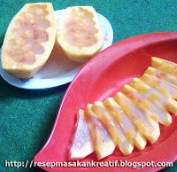 resep agar-agar buah