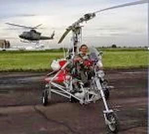 Gyrocopter Surya University. Prokimal Online Kotabumi Lampung Utara