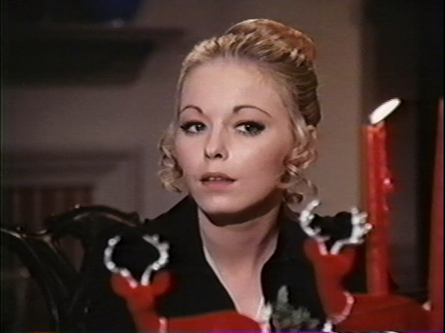 Jill Haworth as Jo Morgan in HOME FOR THE HOLIDAYS (1972)