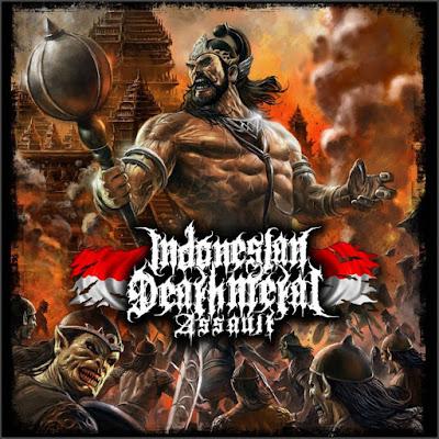 Download Mp3 Death Metal Assault Indonesia 2015 Gratis