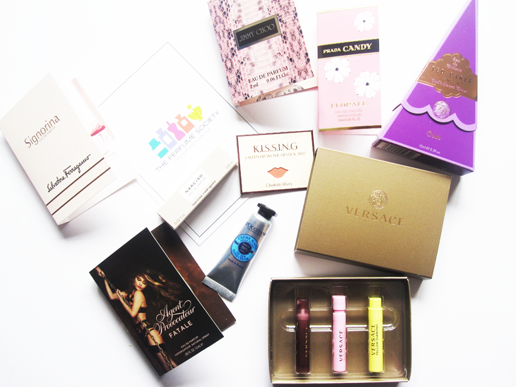 Latest In Beauty Designer Discoveries Box review