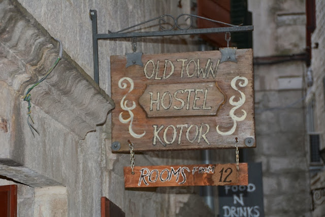 Old Town Kotor Hostel