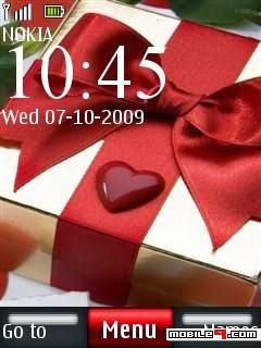 Tema Nokia  love
