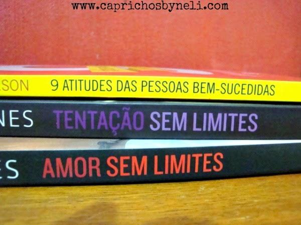 Editora Arqueiro, Sextante, Amor sem limites, Tentação sem limites