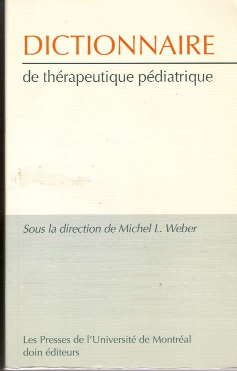 therapeutique medicine generale pdf free