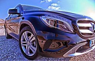 Yeni Mercedes Benz GLA