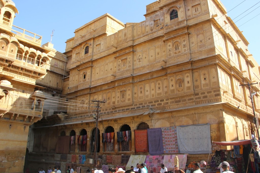 Jaisalmer Fort Shops
