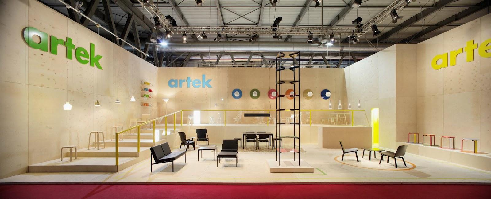 Best Stands Expo Milan : Brown memsahib artek at salone internazionale del mobile milan