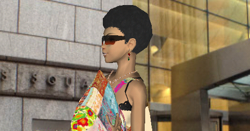 Level 22 style me girl online