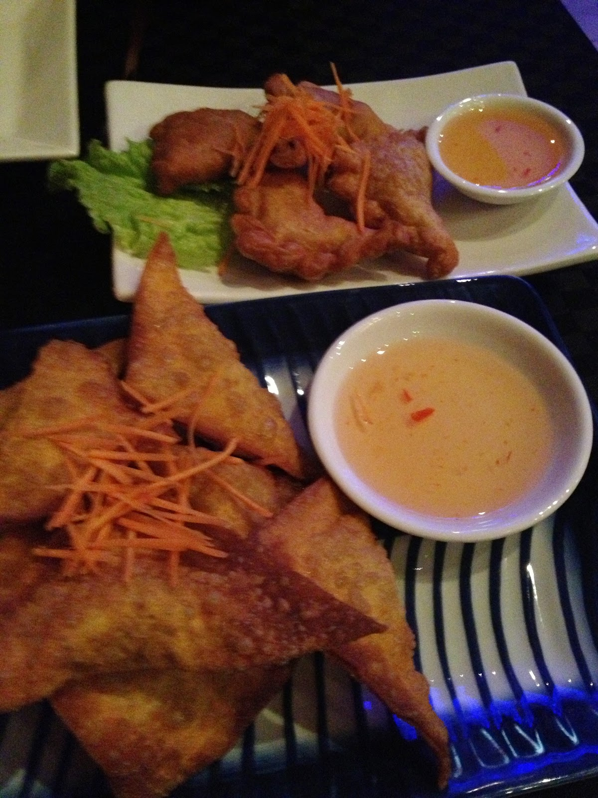 Asian restaurants in melbourne ruby thai for Asian cuisine melbourne