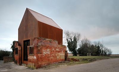 Dovecote Studio by Haworth Tompkins