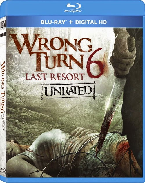 Wrong Turn 6 Last Resort 2014 720p BluRay 700mb AC3 5.1