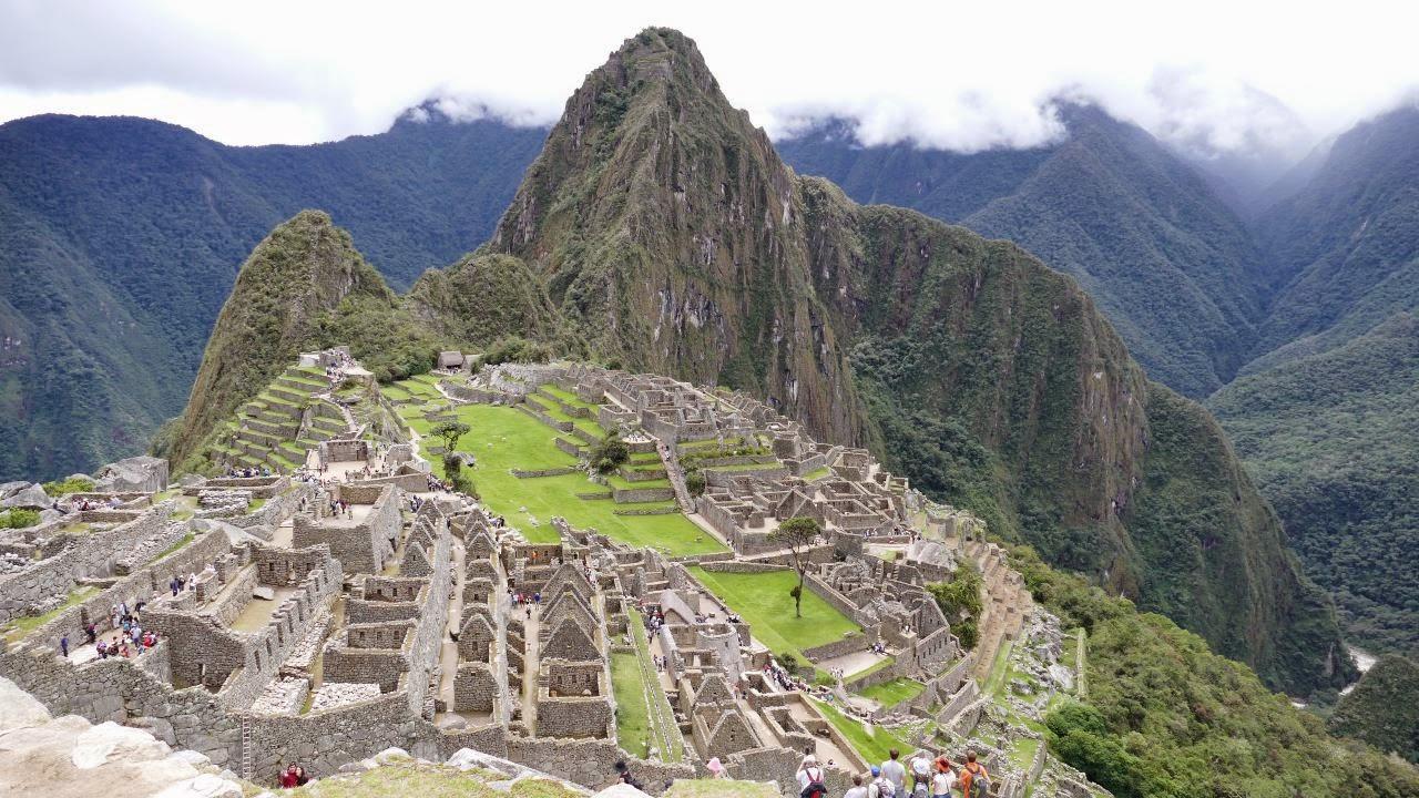 Machu Picchu - eines der Ziele jeder Panamericana