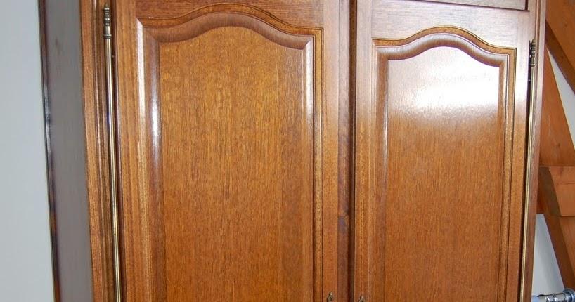Pellmell cr ations avant apres nos vieux meubles repeints for Recuperation de vieux meubles