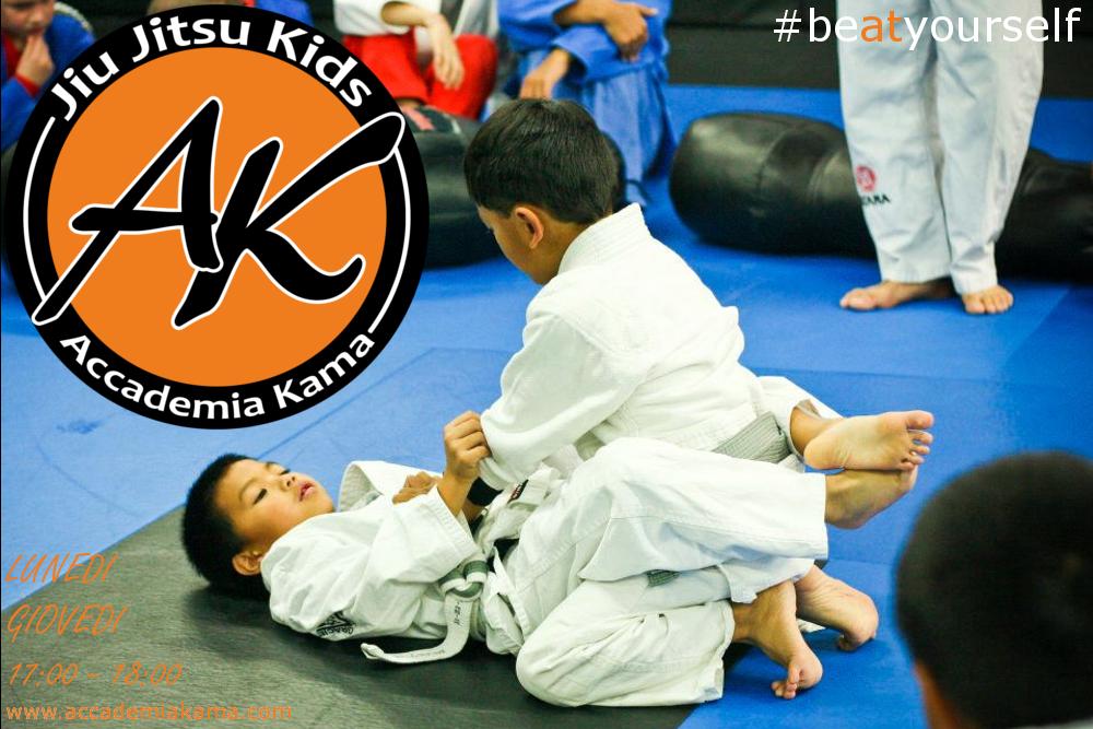 Jiu Jitsu per bambini (5/10 anni)