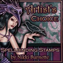 Artist's Choice Winner - Fantasy Art of Nikki Burnette