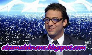 أحمد حسام ميدو المدير الفني للنادي الإسماعيلي