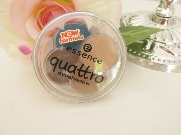 essence quattro eyeshadow 16 down to earth