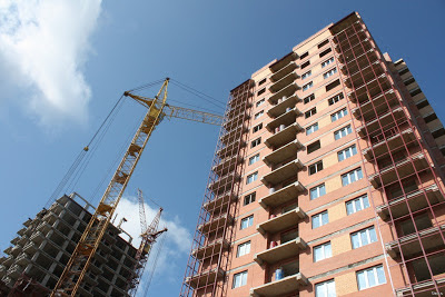 Многоквартирных домов есть новые