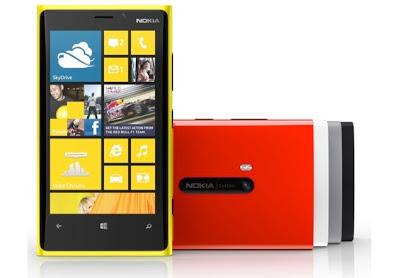 Nokia Lumia 920 Harga Dan Spesifikasi