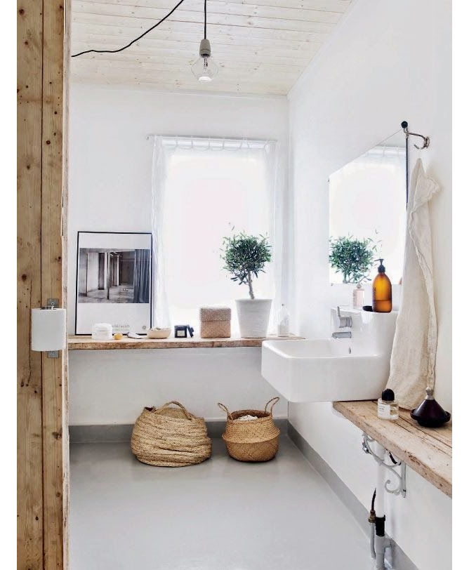 All about interieur inspiratie blog badkamer hout for Interieur inspiratie blog