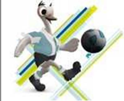 Mascota de la copa de america 2011