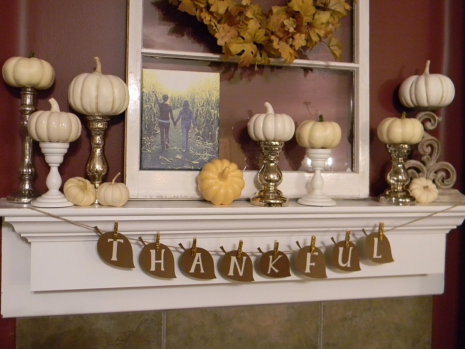 It s written on the wall ideas for your thanksgiving
