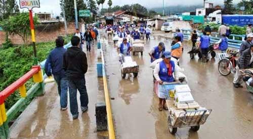 Bolivianos que vivan en Argentina, a 50 km de la frontera con Bolivia, podrán votar en la segunda vuelta de Tarija