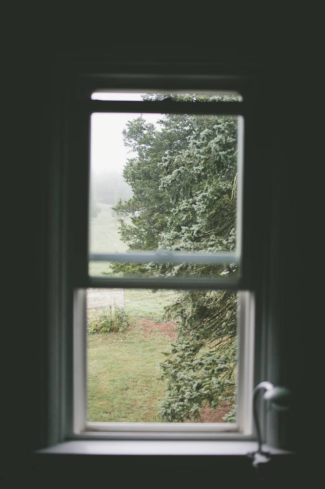 wedding, window, Pennsylvania