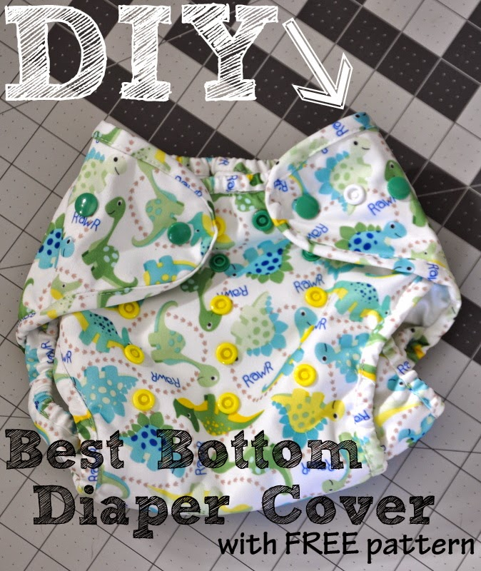 The Life Of A Compulsive Crafter Diy Best Bottom Diaper Covers With