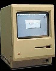 Ο Macintosh κυκλοφόρησε το 1984 και ήταν ο πρώτος υπολογιστής μαζικής παραγωγής που χρησιμοποίησε ένα ποντίκι.