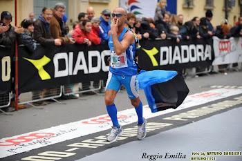 Maratona di Reggio Emilia 2011