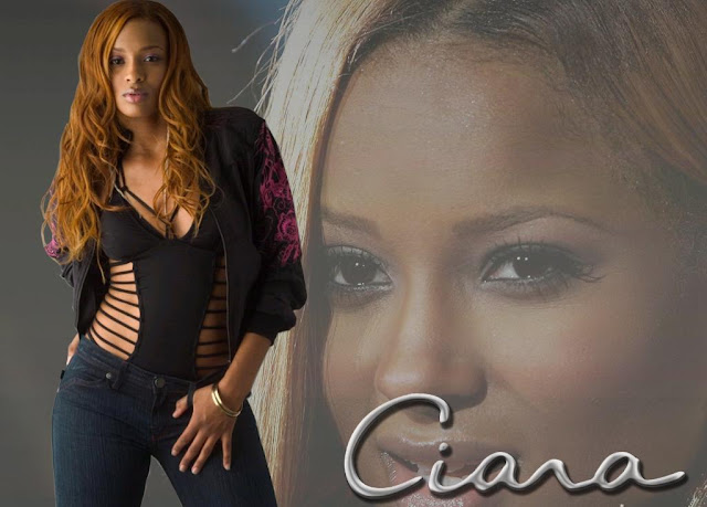Hot Pictures of Ciara