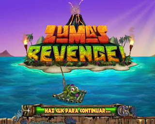 Game PC Zuma Revenge Full Terbaru