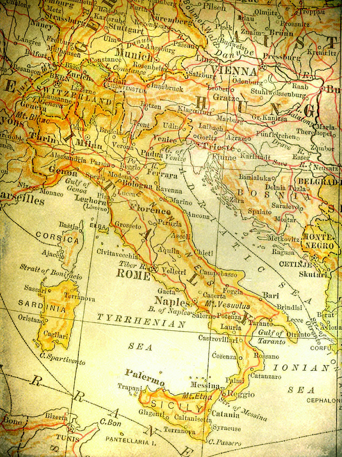Antique images 2 digital background vintage map clip art of europe map images make great digital backgrounds these two pieces of map clip art are from a vintage world atlas and gazetteer ive enhanced these two images gumiabroncs Gallery