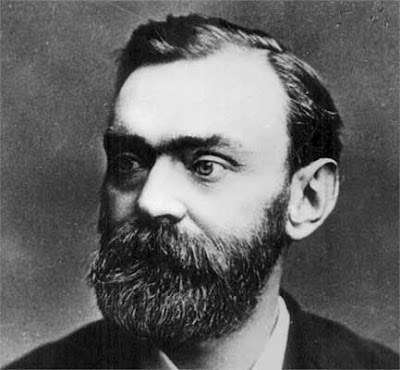 5 Mad Scientist In the World - Alfred Nobel