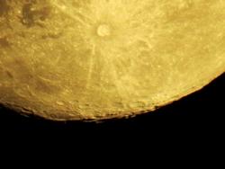Details vom Mond am 30.06.2015...