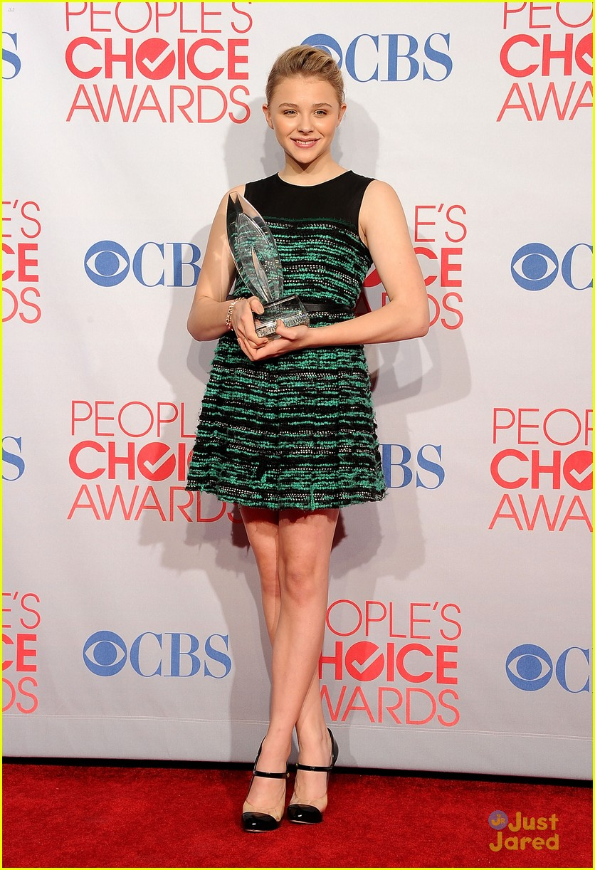 i style forever: 2012 BEST DRESSED at the People's Choice ...