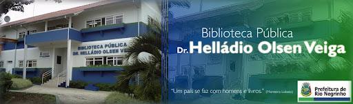 Biblioteca Pública Dr. Helládio Olsen Veiga