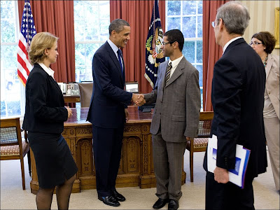 Egypt: US funded Agitators on Trial NED2011DemocracyAwardWhiteHouse