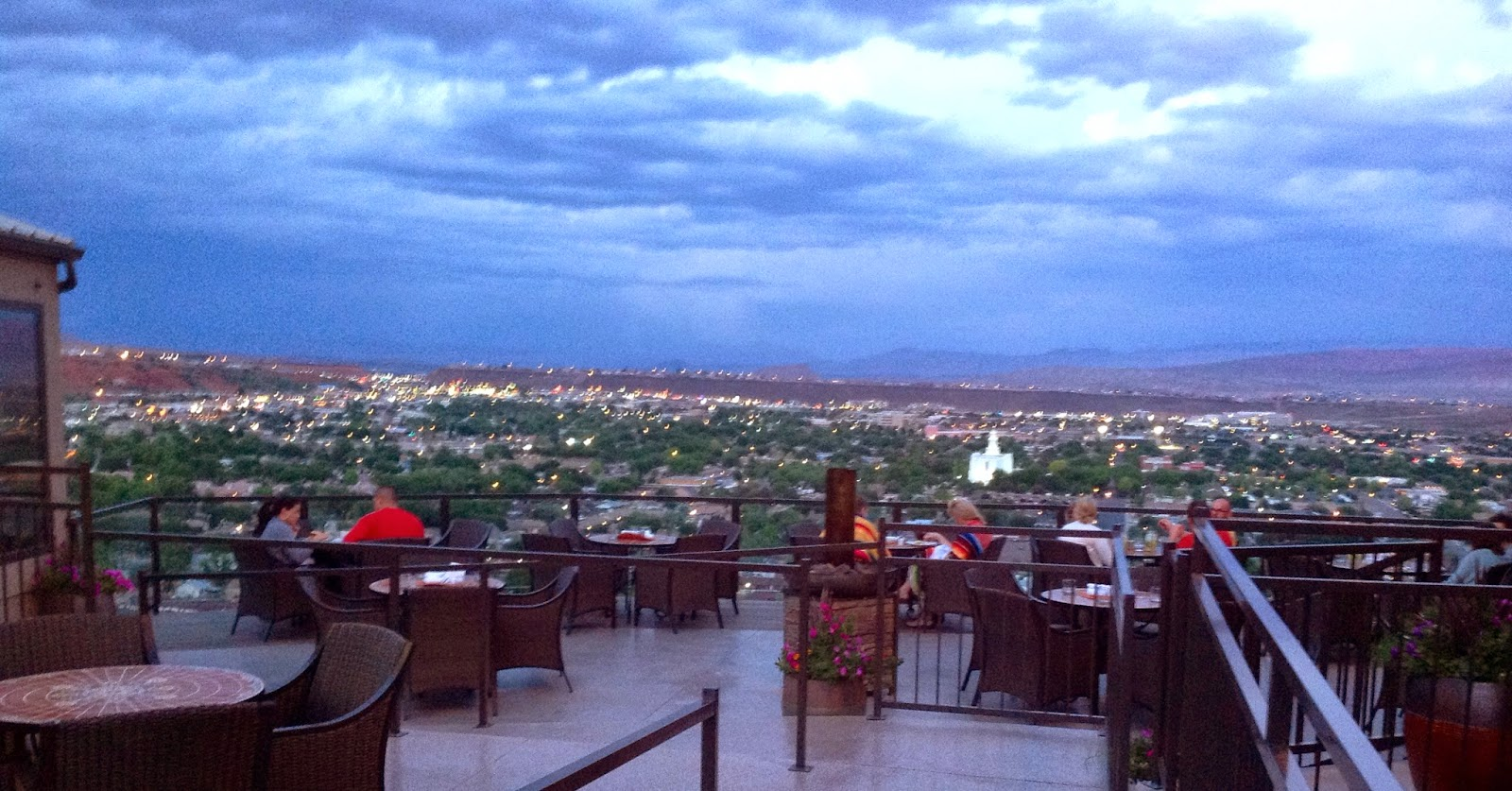 Cliffside Restaurant Voted Best Of Southern Utah Best New