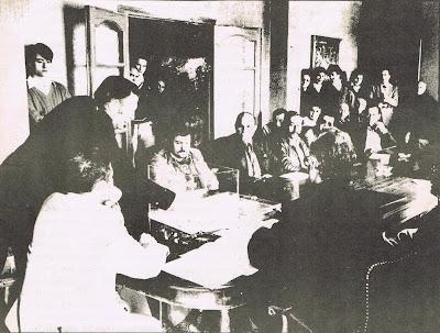 Sesión plenaria Constitutiva Ayuntamiento de Binéfar