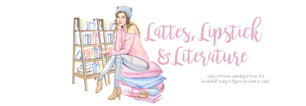 Lattes, Lipstick & Literature