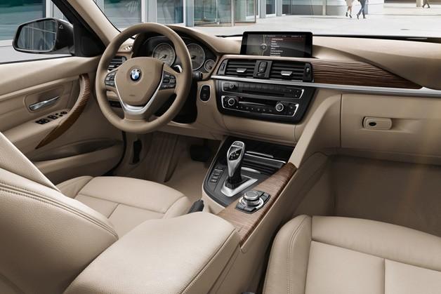 Interior Picture Of 2012 BMW 3 Series F30 Sedan Car News Exotic