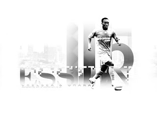 Michael Essien Chelsea Wallpaper 2011 2