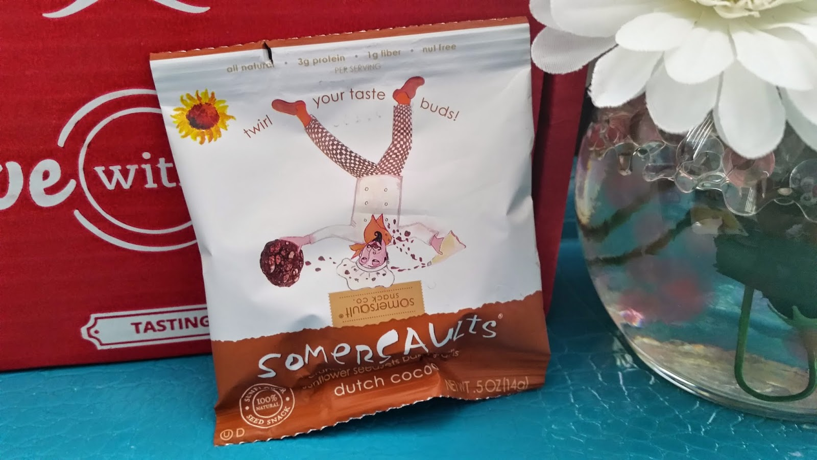 Somersaults Snack Company Somersaults